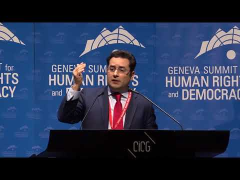 Geneva Summit 2018