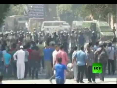 Video: Mass anti-US protests in Cairo (LIVE Cut)