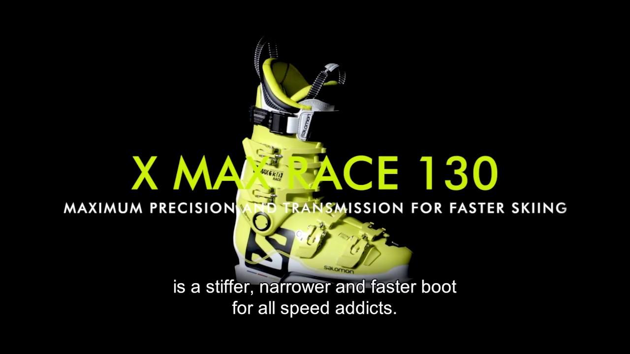 Salomon X Max Course 130 DFJjbzhXnx