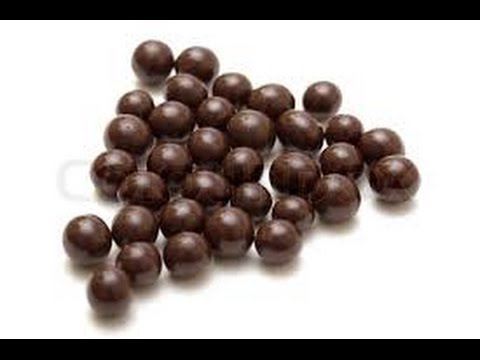 Easy Chocolate Balls with biscuits
