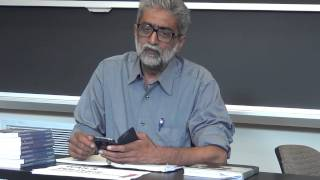 War and Politics: Reflections on India, A Talk by Gautam Navlakha (Part 1 of 13)
