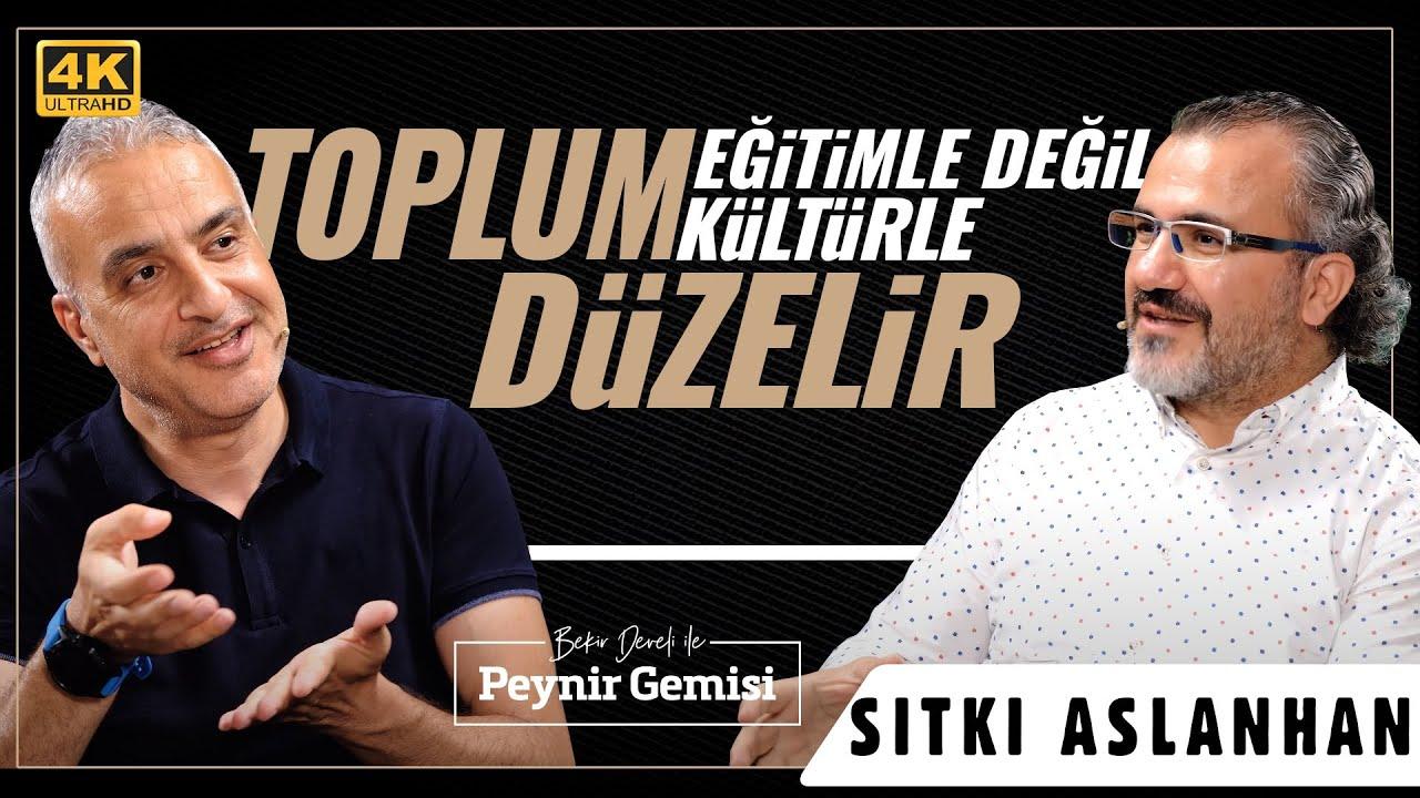 Bekir Develi ile Peynir Gemisi | Mustafa Akgül | 4K