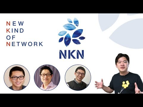 NKN Founders Chat - The Internet of Tomorrow