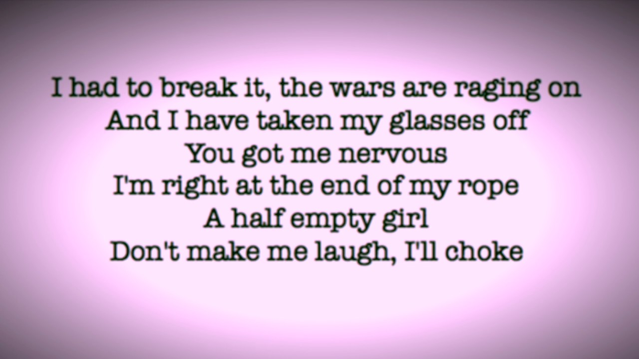 Paramore - Rose-Colored Boy lyrics Paramore - Rose-Colored