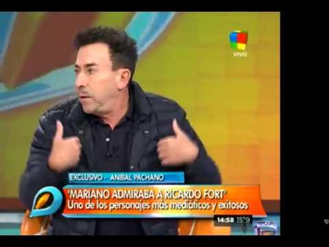 Anibal Pachano Intrusos 29 05 2015