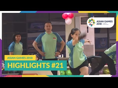 Asian Games 2018 Highlights #21