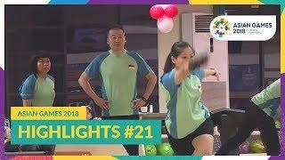 Asian Games 2018 Highlights #21