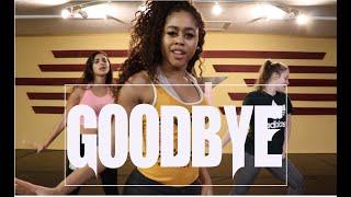 JASON DERULO x DAVID GUETTA - Goodbye  | #theINstituteofDancers | Choreography Deavondre Jones