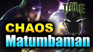 MATUMBAMAN + CHAOS vs TRIBE - NEW ROSTER DEBUT! - The International 2019 DOTA 2