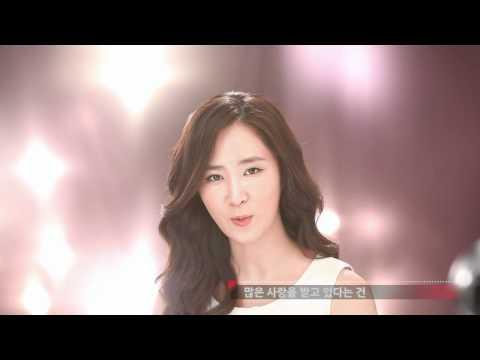 [HD] 120422 SNSD Yuri - Mamonde Glass Interview