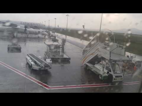 Rain at Bole International Airport,  Addis Ababa,  Ethiopia(3)