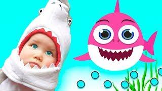 Baby Shark Song   동요와 아이 노래   어린이 교육
