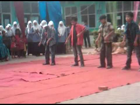 Boy Band SMP Islam Raudhatul Jannah