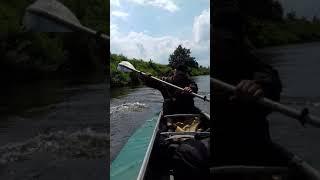 Маленькое путешествие по реке Вала / Видео
