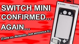 Hey Nintendo. Could You Just Announce The Damn Switch Mini Already?!?!