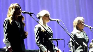 Leonard Cohen - Show Me The Place - MSG, New York City - 18-12-2012