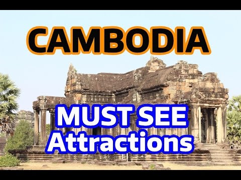 Things To Do in Cambodia (Top Attractions)