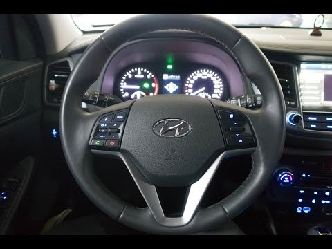 HYUNDAI TUCSON - Normal Dashboard