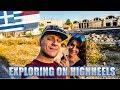 EXPLORING ABANDONED GREEK COTTONFACTORY Strange Voices Vlog 246