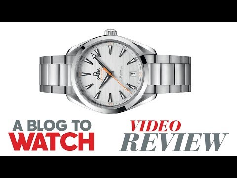 Omega Seamaster Aqua Terra 150M Co-Axial Master Chronometer Watch Review | aBlogtoWatch