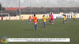 Finales des Coupes de l'Yonne 2015 - Édition 2015 à Avallon (89)