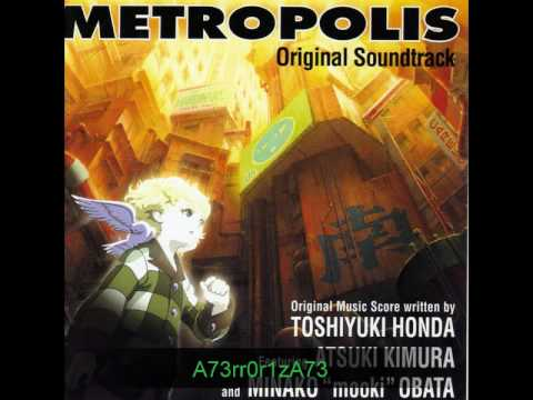 metropolis soundtrack -02_Foreboding
