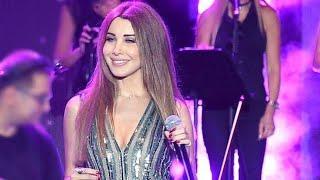 Nancy Ajram Dbayeh Festival 2017 حفلة نانسي عجرم مهرجان ضبية