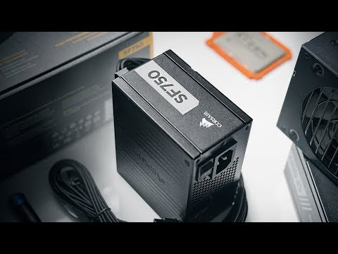 Extreme Power for ITX - Corsair SF750 vs. SF600, SF450