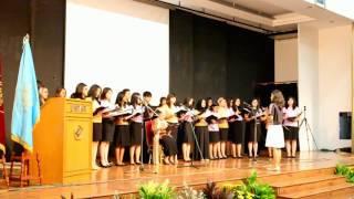 Mousai Arpa Choir - Terima Kasih Guruku (Sarasehan)