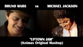 Bruno Mars vs Michael Jackson - Uptown Jam (Keimax Original Mashup)