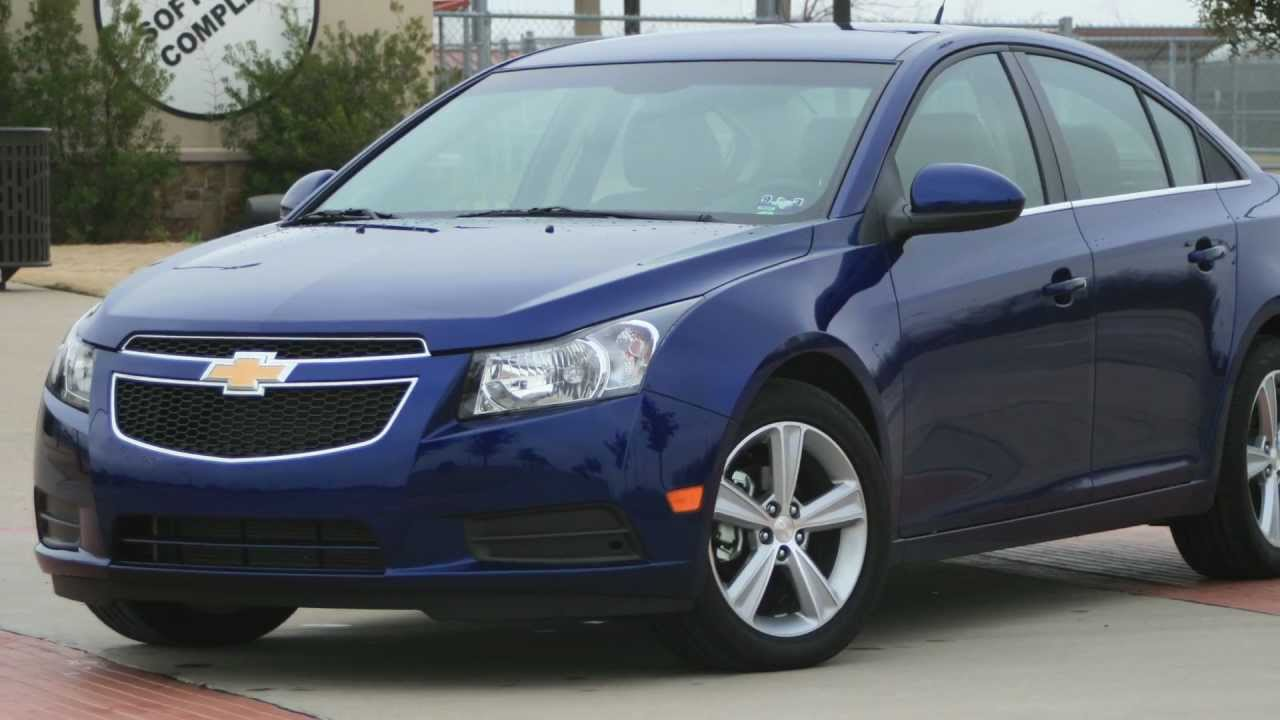 Elegant The 2012 Chevy Cruze 2LT Review By TxGarage