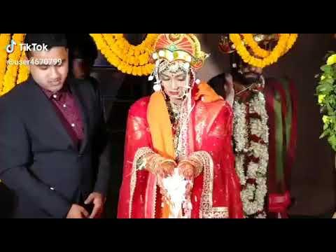 Mrutyunjaya & Geetanjali II Marriage II 6.12.2019 II Special Moment II