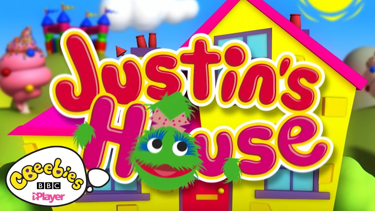 Theme Tune -  Justin's House and more   25+ Minutes   CBeebies