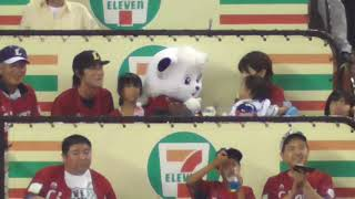 埼玉西武ライオンズ対東北楽天ゴールデンイーグルス メットライフドーム...