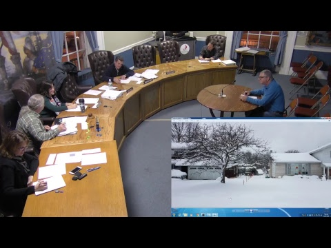 City of Plattsburgh, NY Meeting  11-19-18