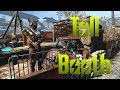 Toll Booth - Fallout 4 Raider Settlement