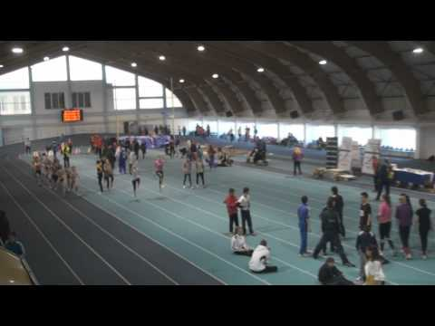 3000 m Girls - U 16 Romanian National Championship - Bacau - 25 March 2012.wmv