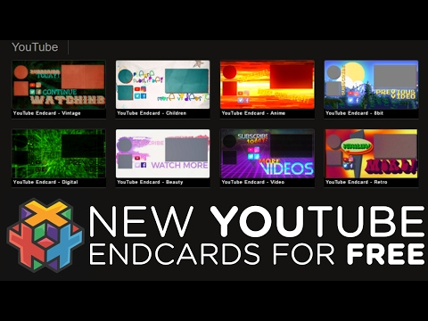 Video Effects - YouTube Elements | FootageCrate