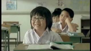 """Richard in """"MILO 3in1 Serial"""" TV Ads."""