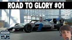 GETTING STARTED! Motorsport Manager Online #1