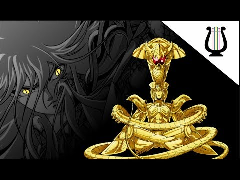 Explicación: ¿Existen 2 armadura de Ofiuco? - Saint Seiya / Cab del Zodiaco
