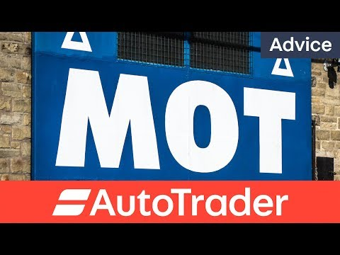 How to: Everything you need to know about the MOT test