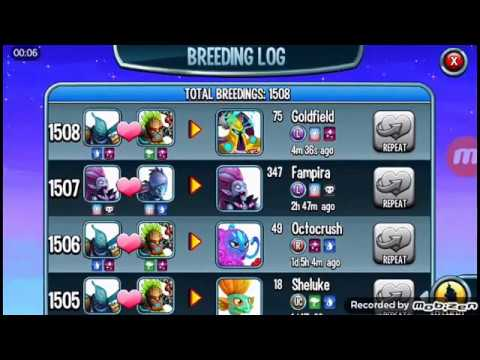 monster legends - how to breed legendary monsters 6.special