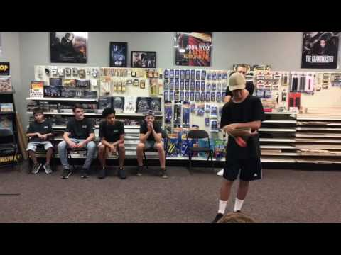Shutter Crew Demo at the Chandler Yoyo Club Ft. World Champion Gentry Stein