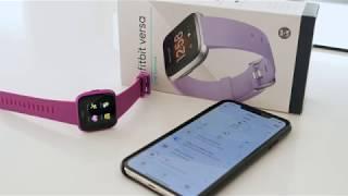 Fitbit Versa Lite Edition: Gesundheits- und Fitness-Smartwatch im Test