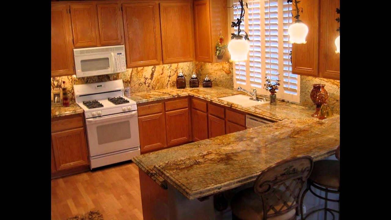 kitchen countertop ideas youtube