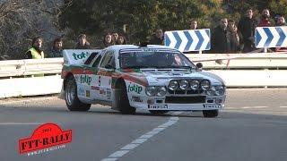 Rally Costa Brava FIA Historic 2016 | Mistakes | Sideways | Best moments [HD] by FTT-Rally