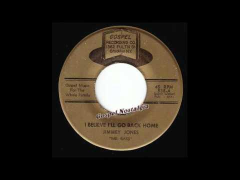 """I Believe I'll Go Back Home"" (1964) Jimmy Jones"