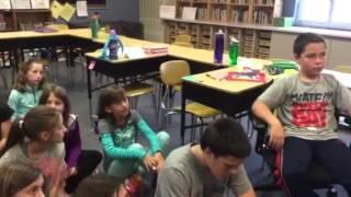 5th Grade Number Talk (October 2015)