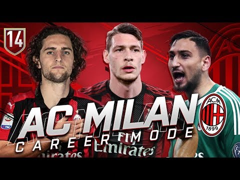 FIFA 19 AC MILAN CAREER MODE #14 - AMAZING NEW TALENT JOINS AC MILAN!